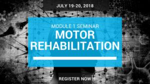 motor rehab seminar
